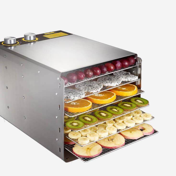 Tìm hiểu về giá của máy sấy thực phẩm dành cho gia đình