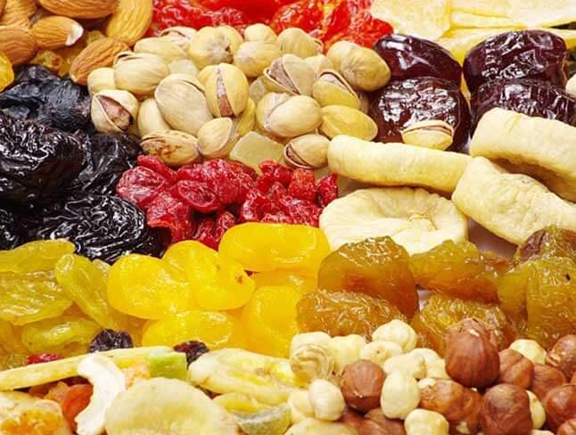 máy sấy hoa quả khô gia đình GARAN mini giá rẻ