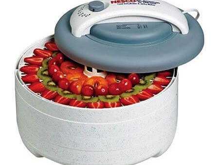 Sử dụng máy sấy trái cây để có được chất lượng tốt nhất