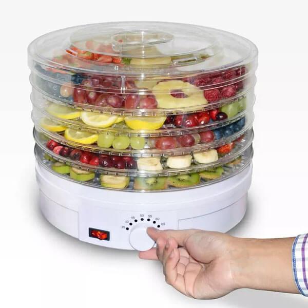 máy sấy hoa quả gia đình loại nào tốt