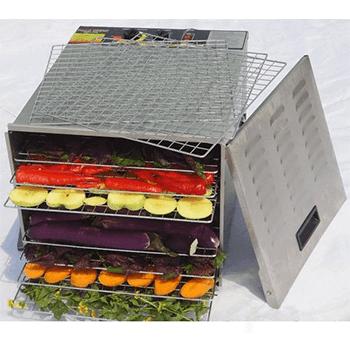 Máy sấy rau, củ, quả dành cho gia đình