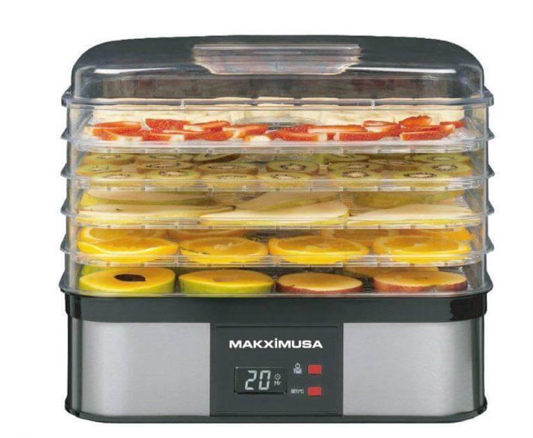 máy sấy thực phẩm gia đình