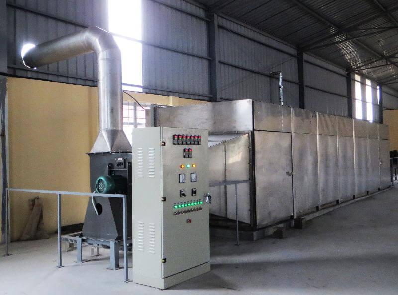 Hệ thống lò sấy công nghiệp