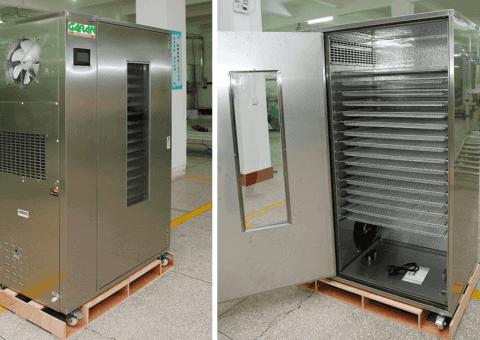 Máy sấy thực phẩm khí nóng GND - 100B