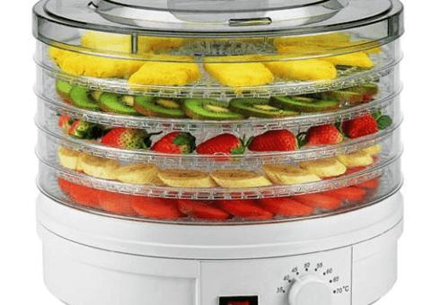 Máy sấy thực phẩm mini dùng cho gia đình