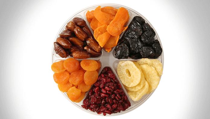 Thực phẩm sấy khô của Máy sấy rau củ quả