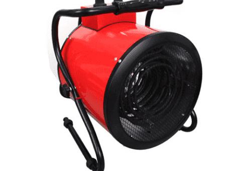 Máy sấy gió nóng bằng điện trở 380V-9kw