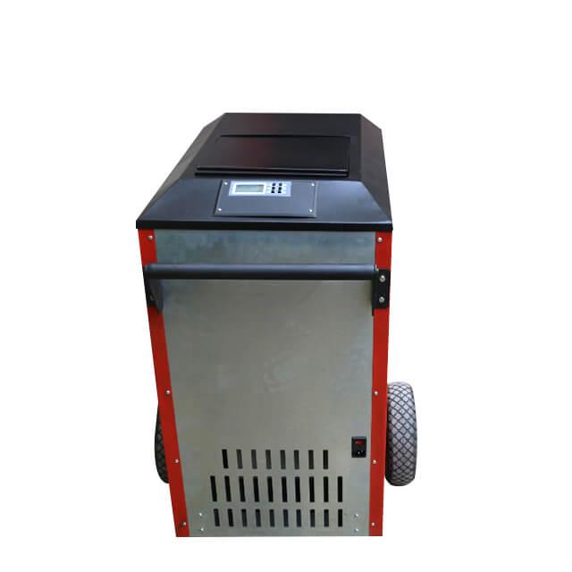 Máy sấy công nghiệp khí hóa viên mùn cưa được sử dụng để lấy khí nóng sạch đưa vào sấy giấy, nông sản, tiết kiệm 70% so với sấy điện
