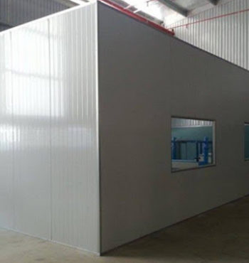 Tấm Panel Cách Nhiệt Lắp Đặt Phòng Thực Phẩm, Phòng Lạnh